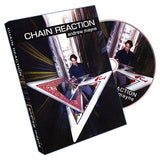 Chain Reaction by Andrew Mayne - Available at pipermagic.com.au