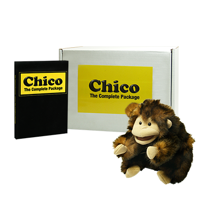 Chico: The Complete Package by Bill Abbott - Available at pipermagic.com.au