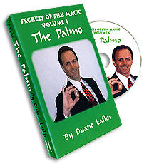 Palmo, The Laflin Silk series- #4, DVD - Available at pipermagic.com.au