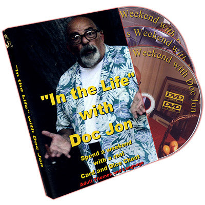 In the Life with Doc Jon - DVD - Available at pipermagic.com.au