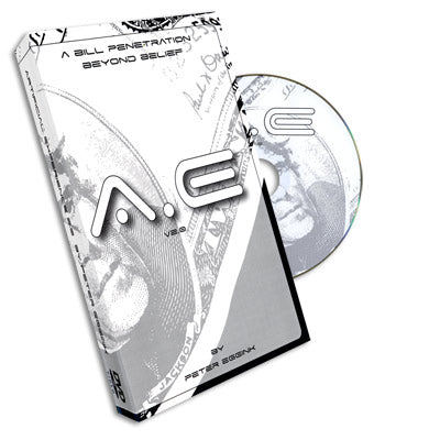 A.E. 2.0 by Peter Eggink - DVD - Available at pipermagic.com.au
