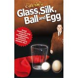 Edwin's Glass, Silk, Ball and Egg - Available at pipermagic.com.au