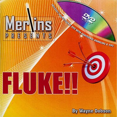 FLUKE by Wayne Dobson - Trick - Available at pipermagic.com.au