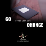 Go Change by N2G and Leo Xing - Available at pipermagic.com.au