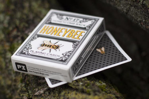 Honeybee V2 Playing Cards - Available at pipermagic.com.au