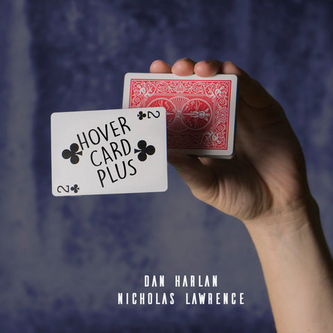 Hover Card Plus by Dan Harlan and Nicholas Lawrence - Available at pipermagic.com.au