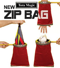 New Zip Bag (Deluxe Model) by Tora Magic