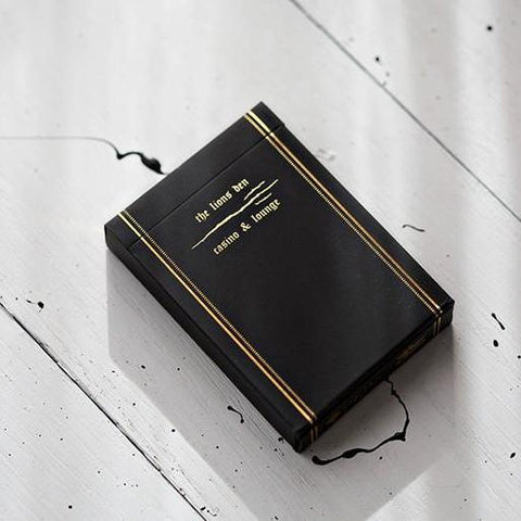 Lions Den Playing Cards by Daniel Madison & Ellusionist