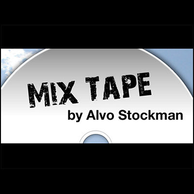Mix Tape by Alvo Stockman - Trick - Available at pipermagic.com.au