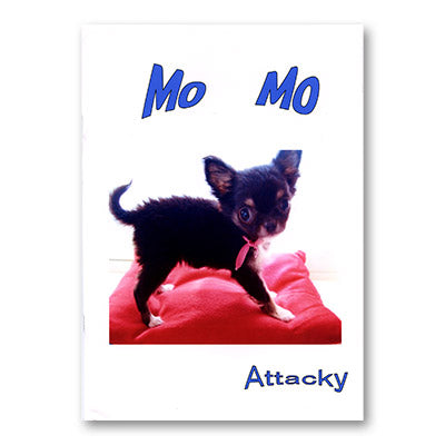 Mo Mo by Attacky - Book - Available at pipermagic.com.au