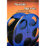 Movie Magic (with DVD) by Gustavo Raley - Available at pipermagic.com.au