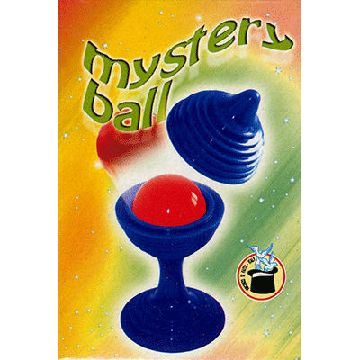 Mystery Ball by Vincenzo Di Fatta - Tricks - Available at pipermagic.com.au