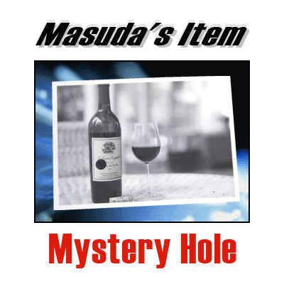 Mystery Hole by Katsuya Masuda - Trick - Available at pipermagic.com.au