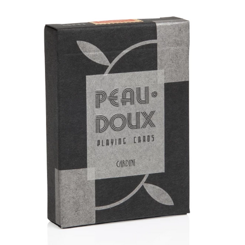 Peau Doux: Silver Edition Playing Cards