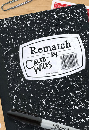 Rematch By Caleb Wiles DVD