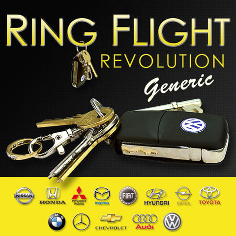 Ring Flight Revolution (Generic) by David Bonsall & PropDog - Available at pipermagic.com.au