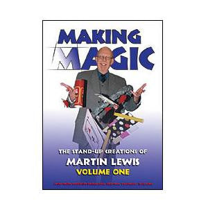 Making Magic #1 Martin Lewis - Available at pipermagic.com.au