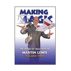 Making Magic #2 Martin Lewis - Available at pipermagic.com.au