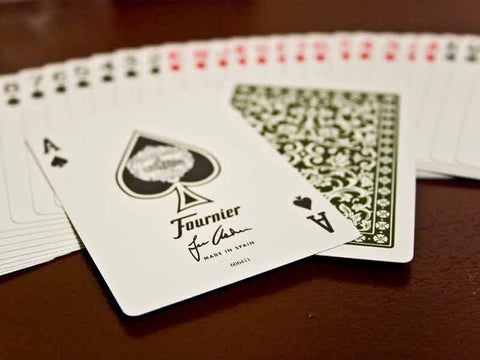 Lee Asher 605 Fournier - Playing Cards