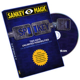Spookey (w/DVD) by Jay Sankey - Trick - Available at pipermagic.com.au