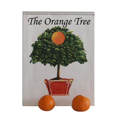 The Orange Tree Illusion by John and Jack Moyer - Available at pipermagic.com.au