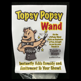 Topsy Popsy Wand by Trixie's Magic