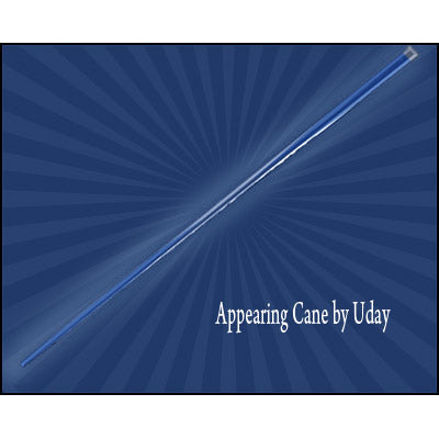 Appearing Cane (Blue) by Uday - Trick - Available at pipermagic.com.au
