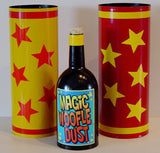 Wacky Wizard Cylinders - Kandu Magic - Available at pipermagic.com.au
