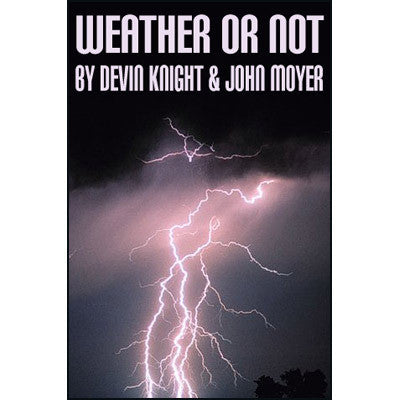 Weather Or Not by Devin Knight - Available at pipermagic.com.au