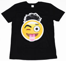 Hair-Moji T-Shirt Black