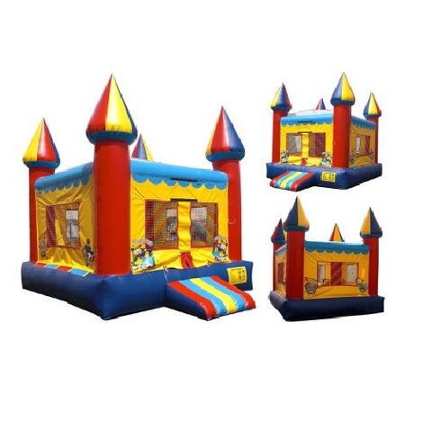 Rainbow Castle #7 Bounce House