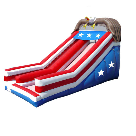 FRONT LOAD PATRIOTIC EAGLE SLIDE