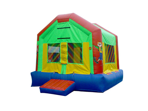 Rainbow Bounce House #1