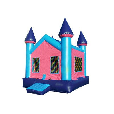GRAY CASTLE  BOUNCE HOUSE # 1