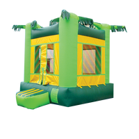 Princess Castle Bounce House #11