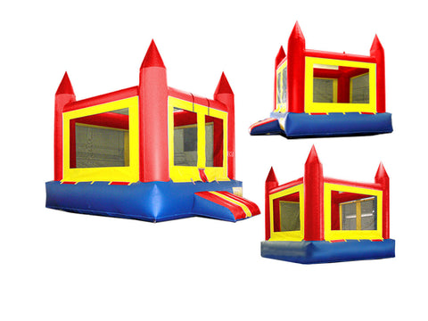 Rainbow Castle #6 Bounce House