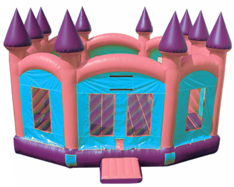 Super size Princess Castle bounce house