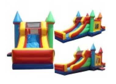 CRAYON TIP COMBO BOUNCE HOUSE .