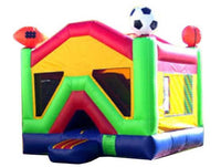 SPORTS THENE  COMPACT COMBO # 1 BOUNCE HOUSE