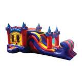 CASTLE THEME COMBO BOUNCE HOUSE # 1