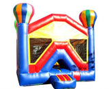 BALLOON THEME  COMPACT COMBO BOUNCE HOUSE # 2