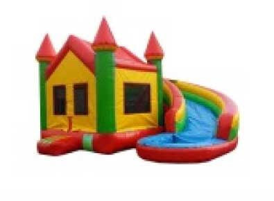 CRAYON TIP THEME COMBO BOUNCE  HOUSE  # 2