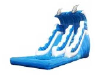 FRONT LOAD  DOLPHIN JUMP WAVE SLIDE # 1