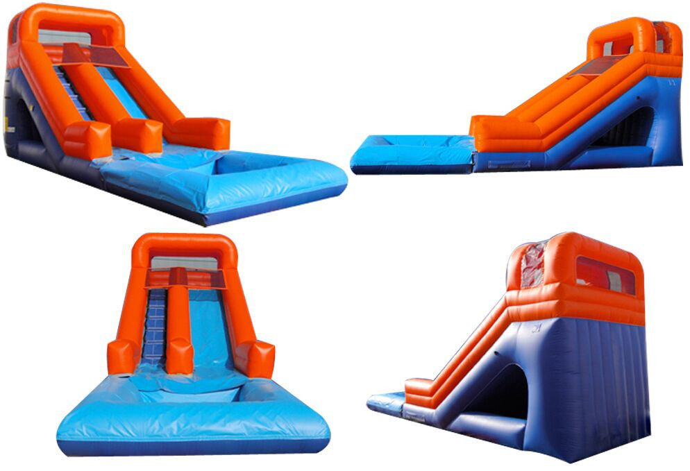 FRONT LOAD ORANGE SLIDE