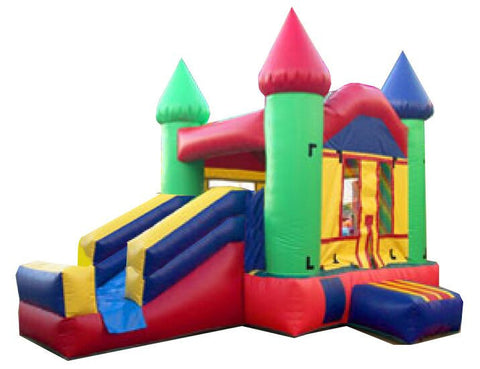 CASTLE MINI COMBO BOUNCE HOUSE