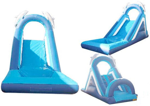 ARCH THEME REAR LOAD WATER SLIDE # 1