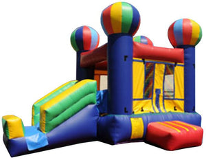 BALLOON MINI COMBO BOUNCE HOUSE
