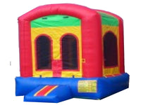 Red Arch Bounce House