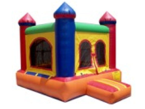 Rainbow Castle #1 Bounce House