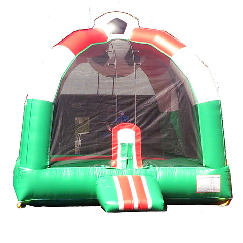 SOCCER (FUTBOL) THEME  XL  BOUNCE HOUSE